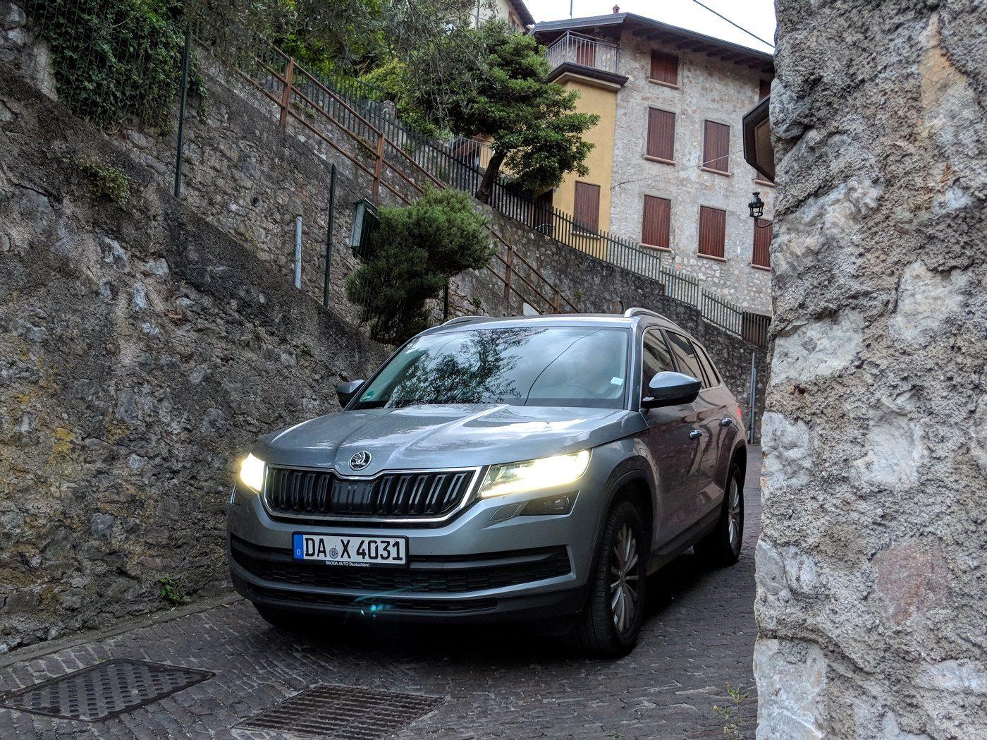 Škoda Kodiaq Allrad