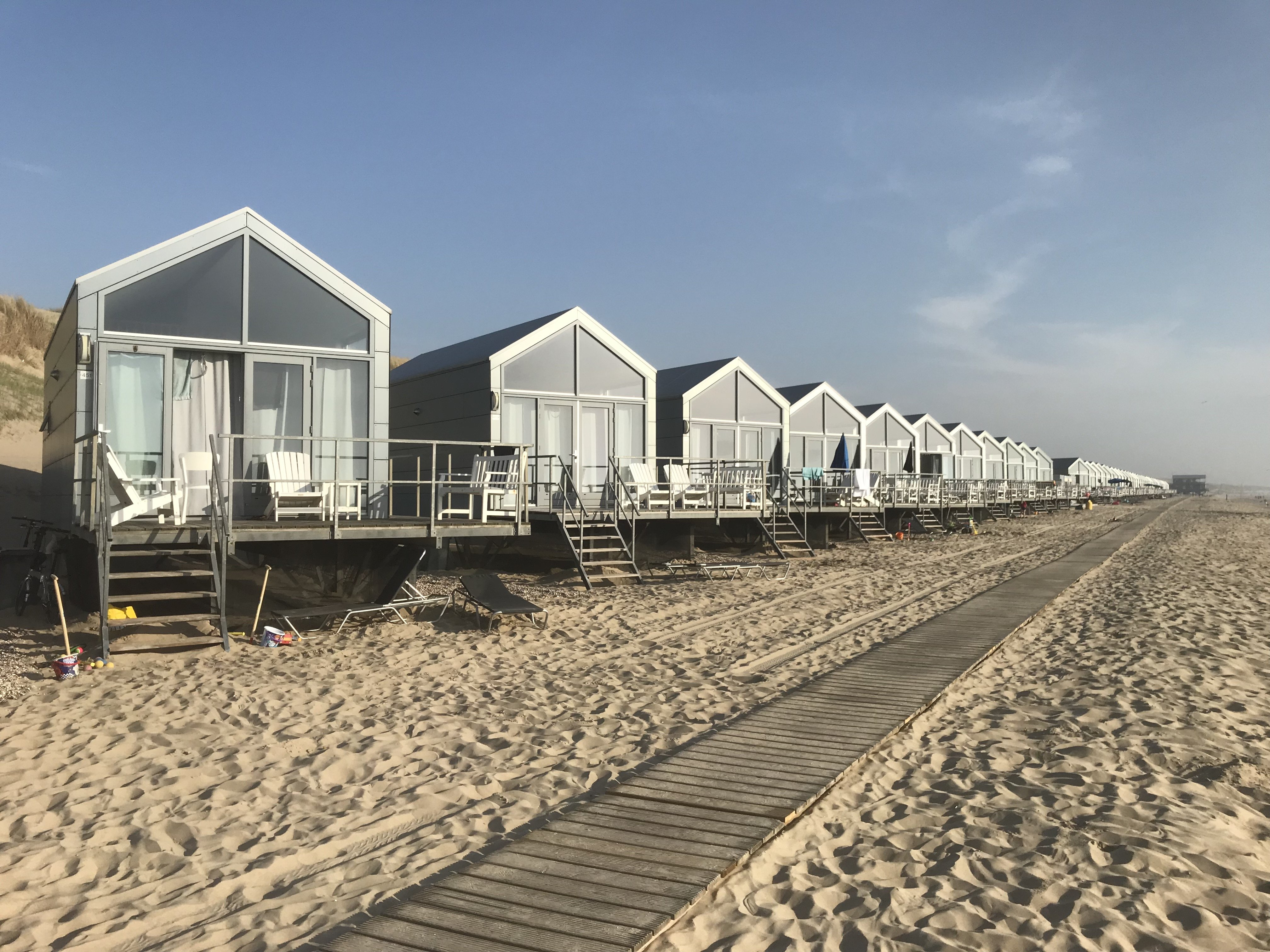 Landal Strandhaus Holland Julianadorp Header