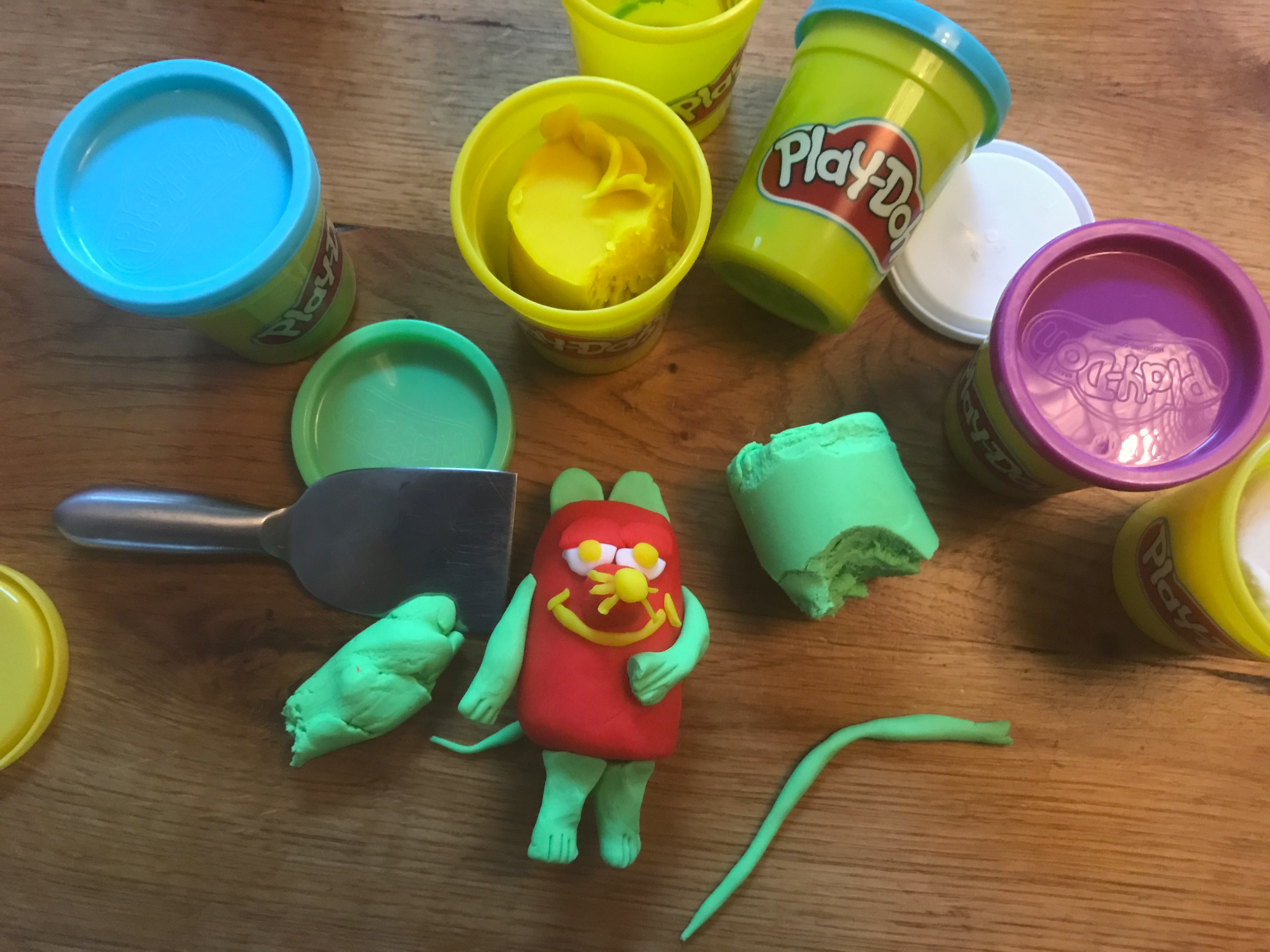 Play Doh DADDYlicious 3