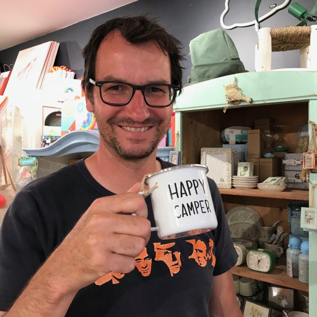 Reinhard Happy Camper