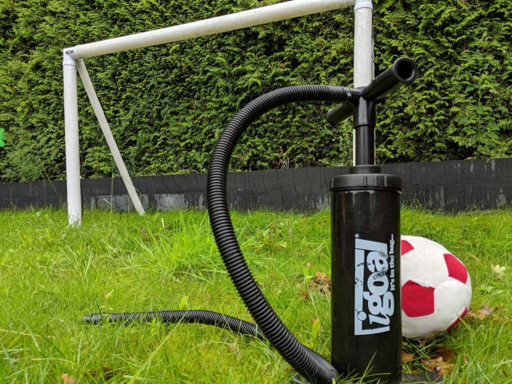 iGoal Set mit Pumpe und Tasche