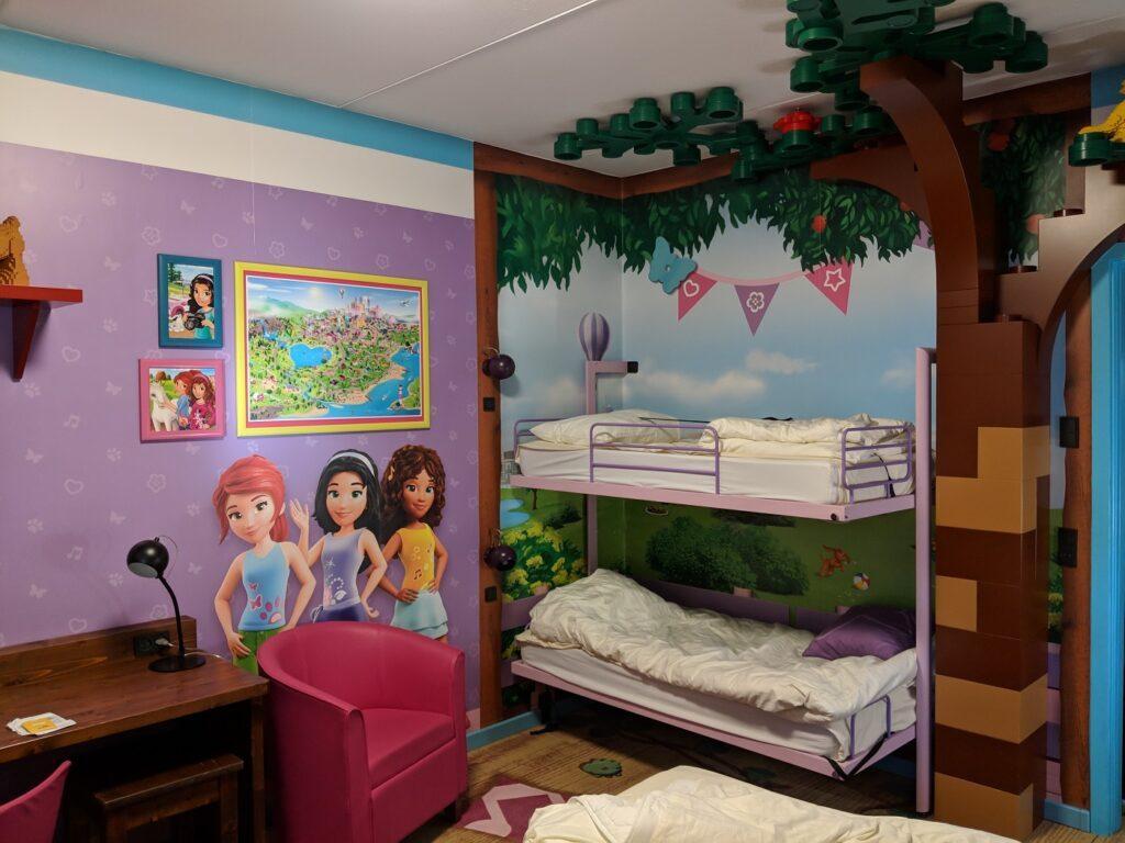 Hotel Legoland Friends Room
