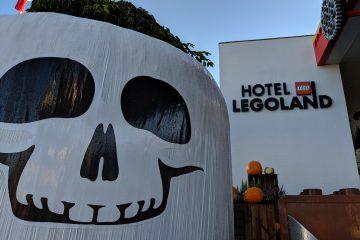 Hotel Legoland Halloween