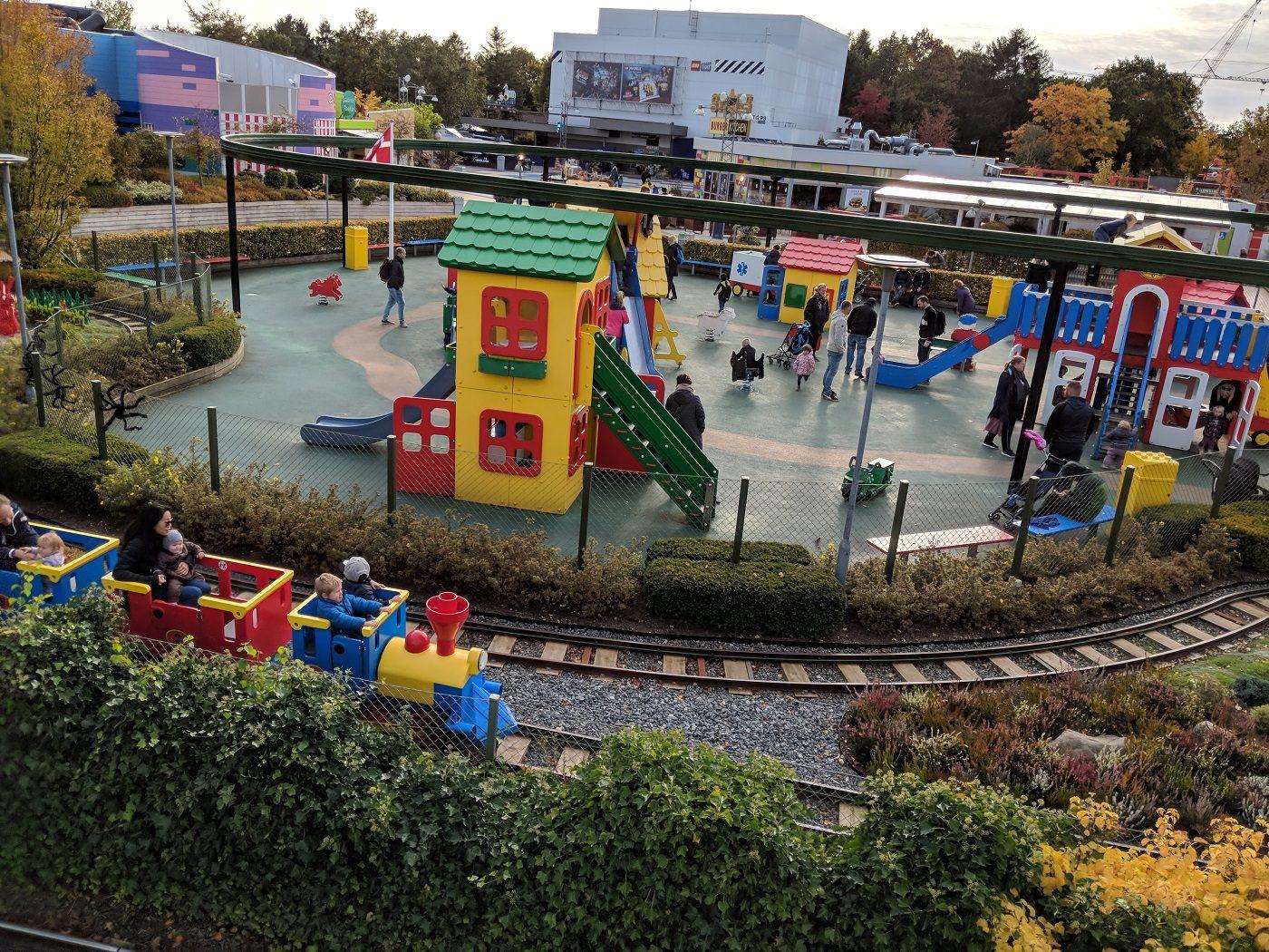 Legoland Billund Park