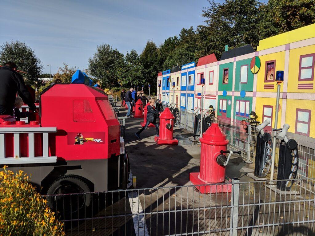 Legoland Fire Brigade