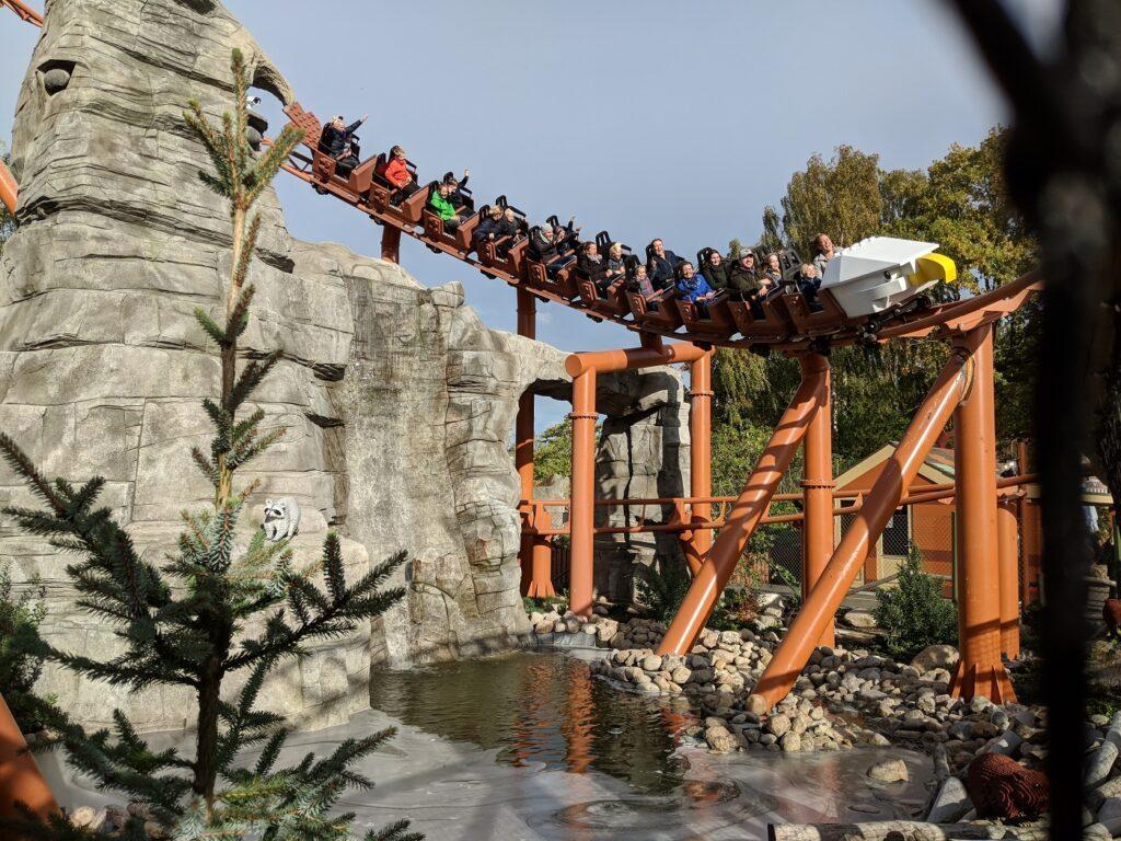Legoland Flying eagle