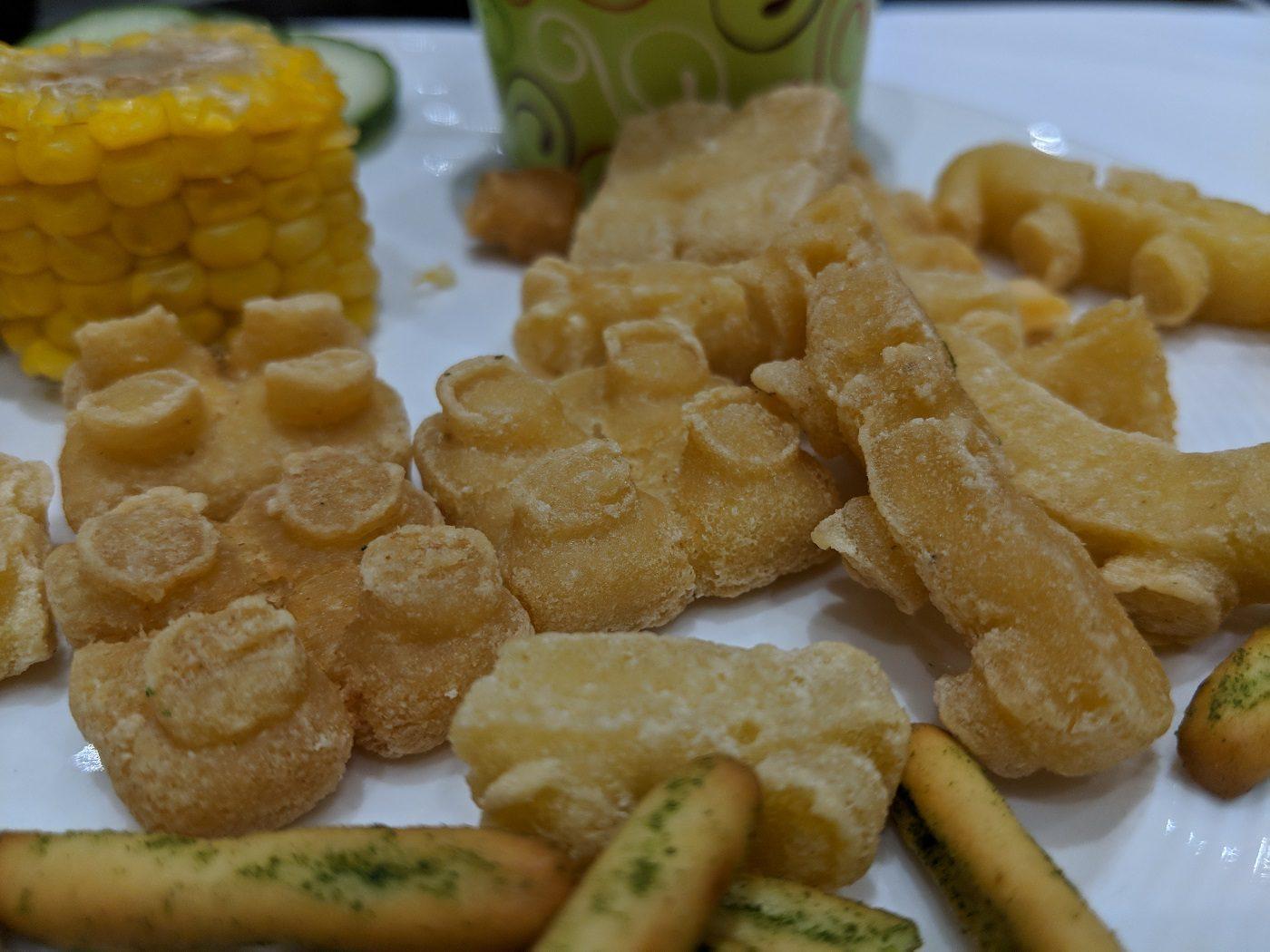 Legoland Hotel Lego Pommes