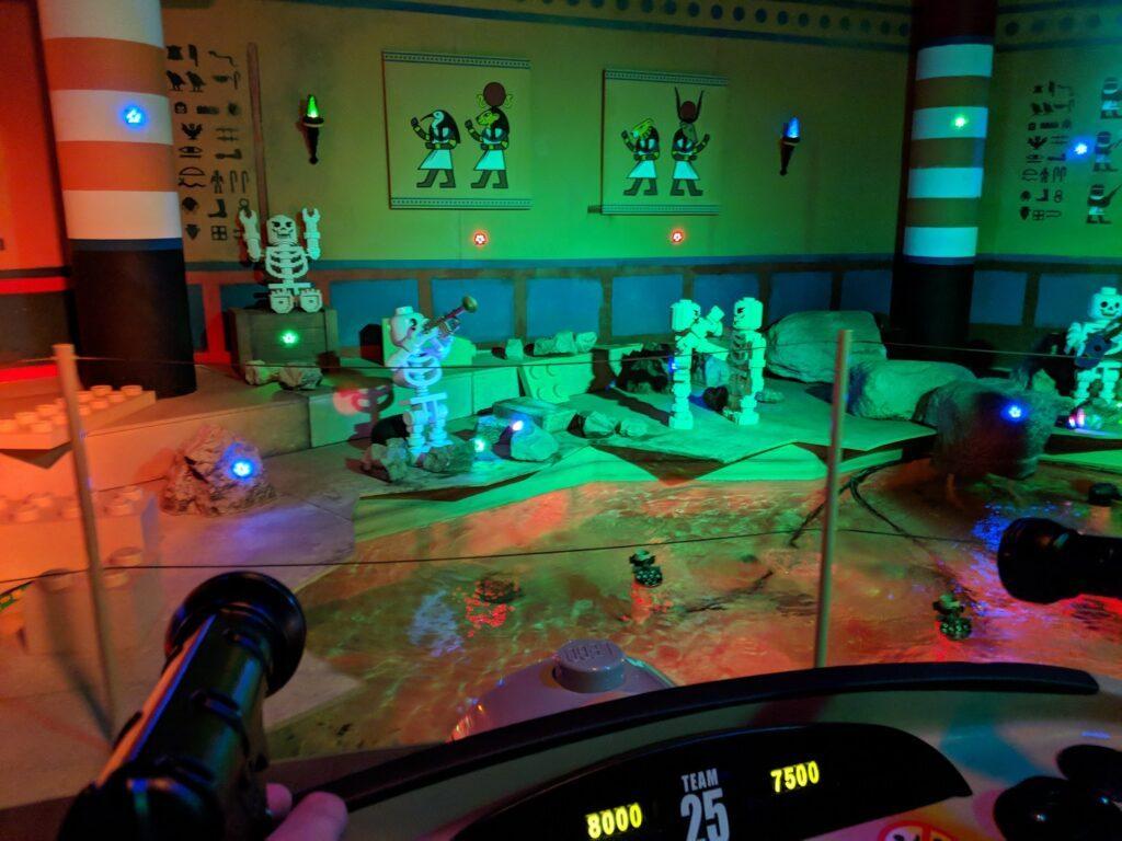 Legoland The Temple
