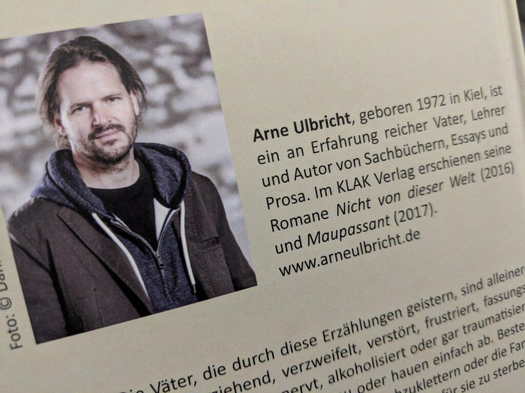 Autor Arne Ulbricht