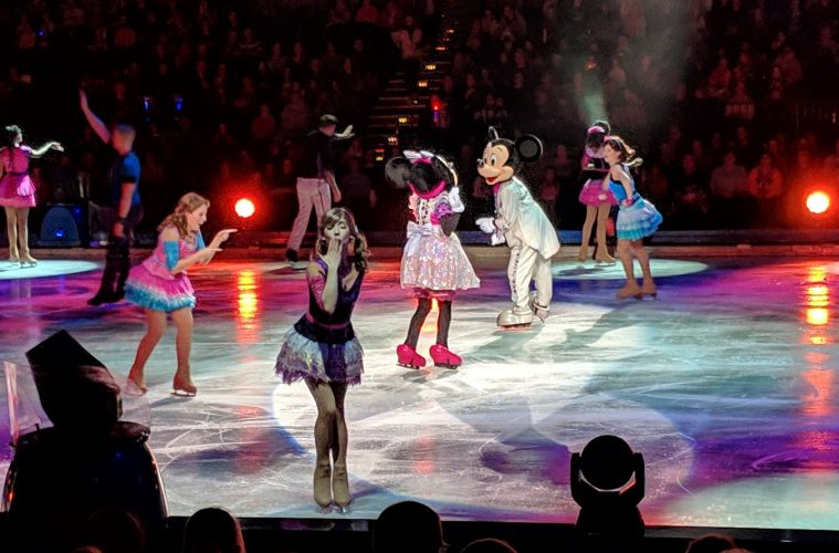 Disney on Ice 2018 Hamburg