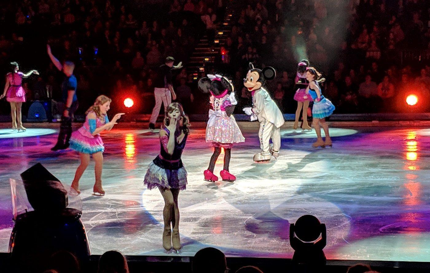 Disney on Ice 2018 Hamburg