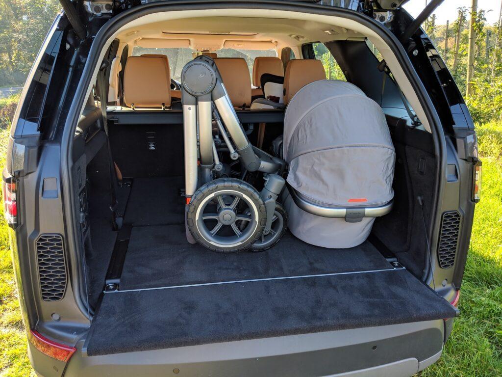 iCandy Land Rover Kofferraum