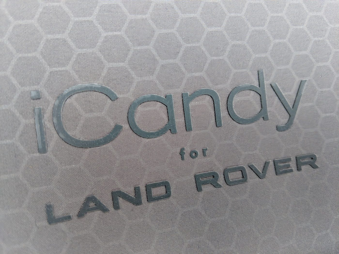 iCandy Peach Land Rover 1