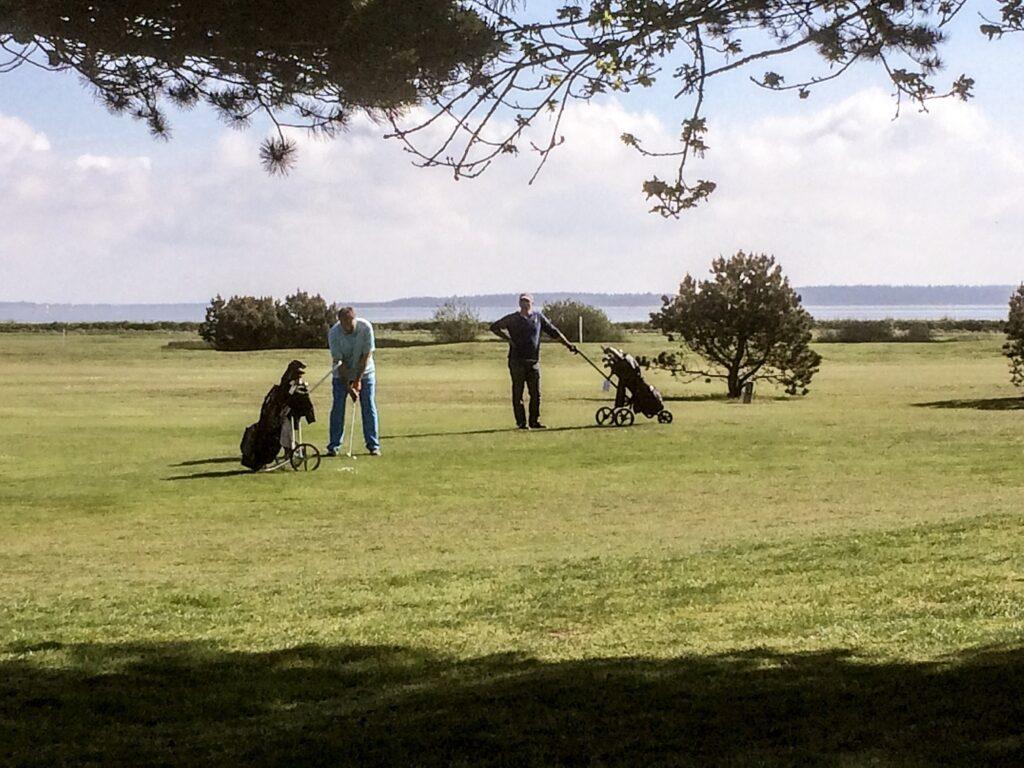 Blavand Golfplatz