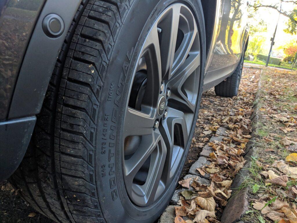 Land Rover Discovery 2018 Felgen