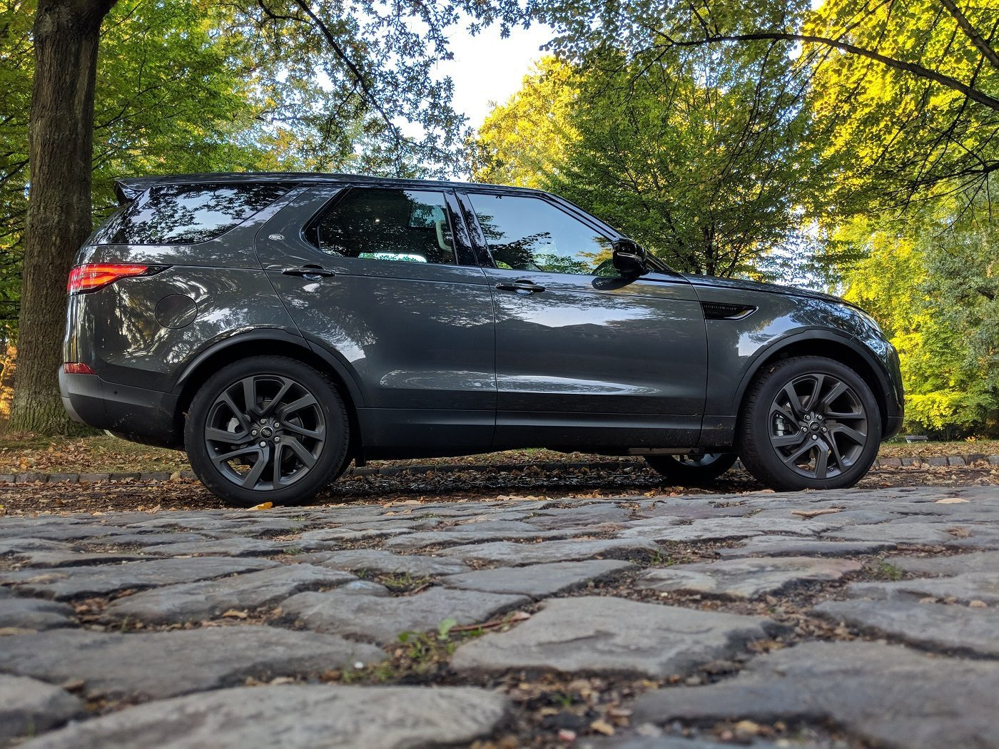 Land Rover Discovery 2018 Seitenansicht