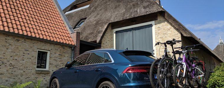 Audi Q8 Familienauto Test