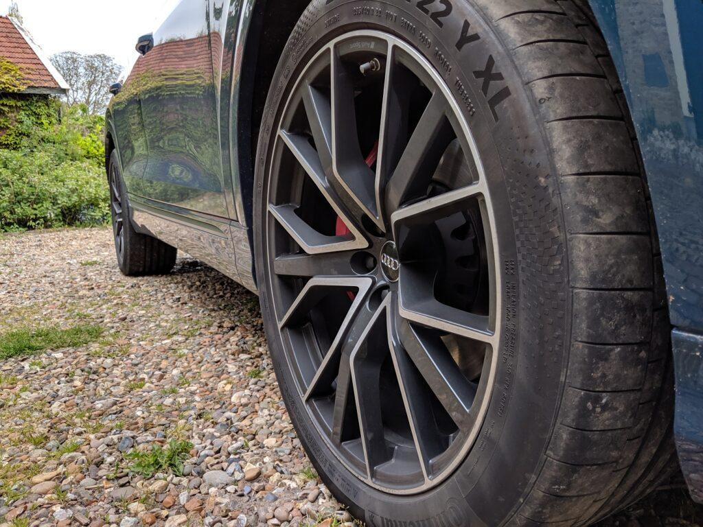 Audi Q8 Felge
