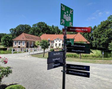 Familotel Gut Landegge Herrenhaus