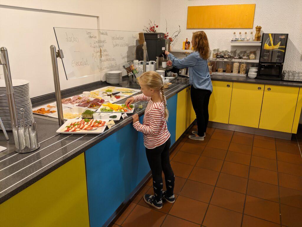 Familotel Gut Landegge Restaurant