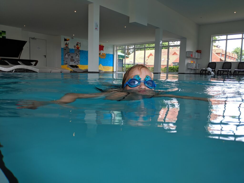 Familotel Gut Landegge Schwimmbad