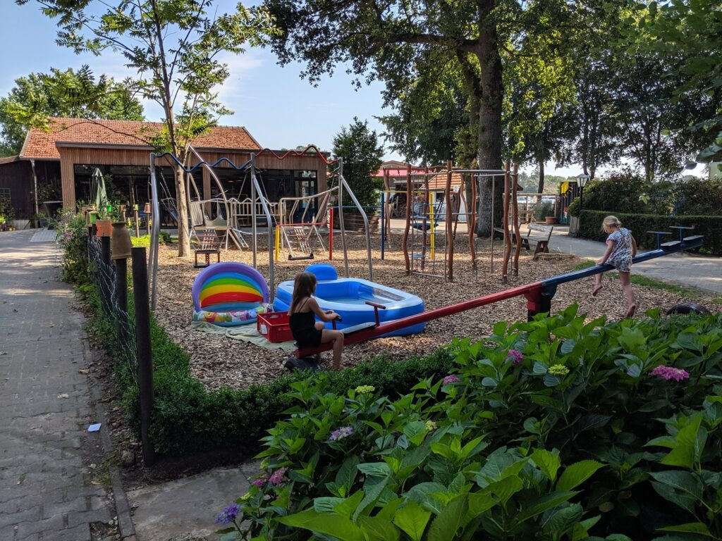Familotel Gut Landegge Spielplatz