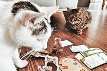 Thinkfun Cat Crimes Katzen