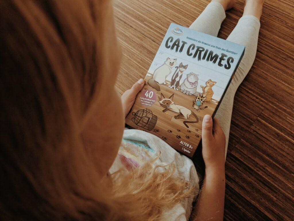 thinkfun cat crimes cover