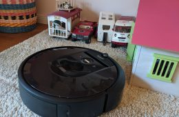 iRobot roomba i7+ test