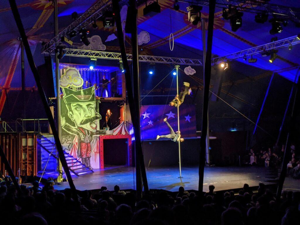 Winterspektakel Hamburg Show