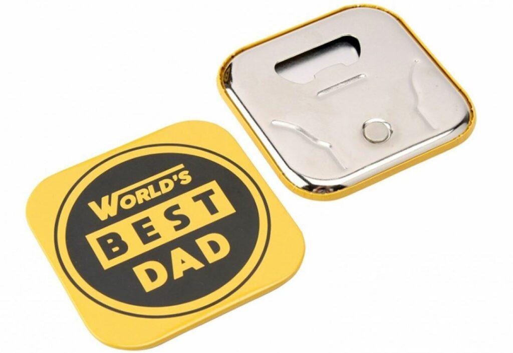 flaschenoeffner magnet worlds best dad