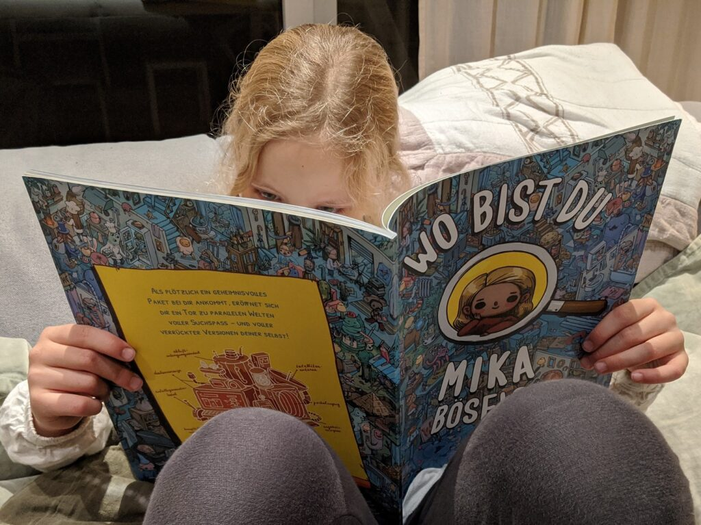 wonderbly wimmelbuch lesen