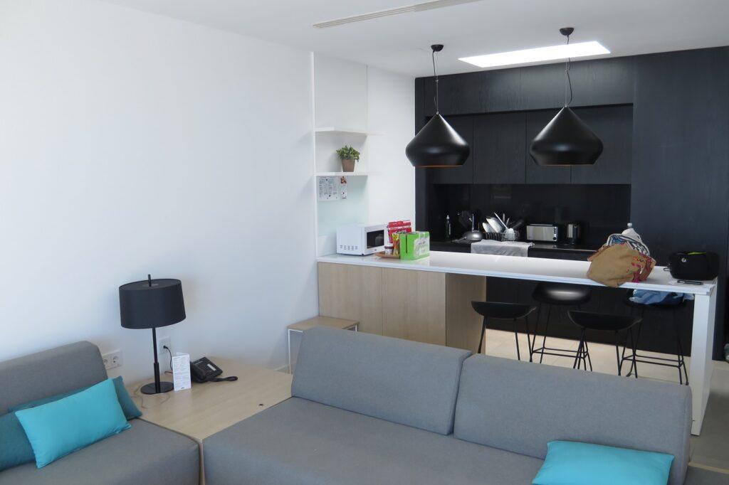 Club La Santa Lanzarote Appartement Küche