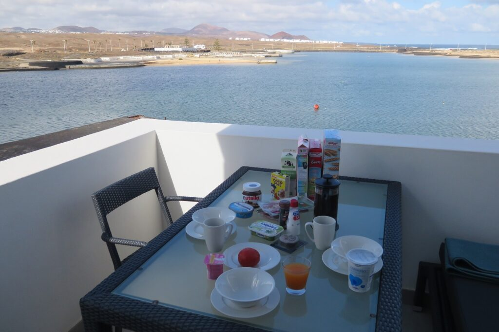 Club La Santa Lanzarote Frühstück
