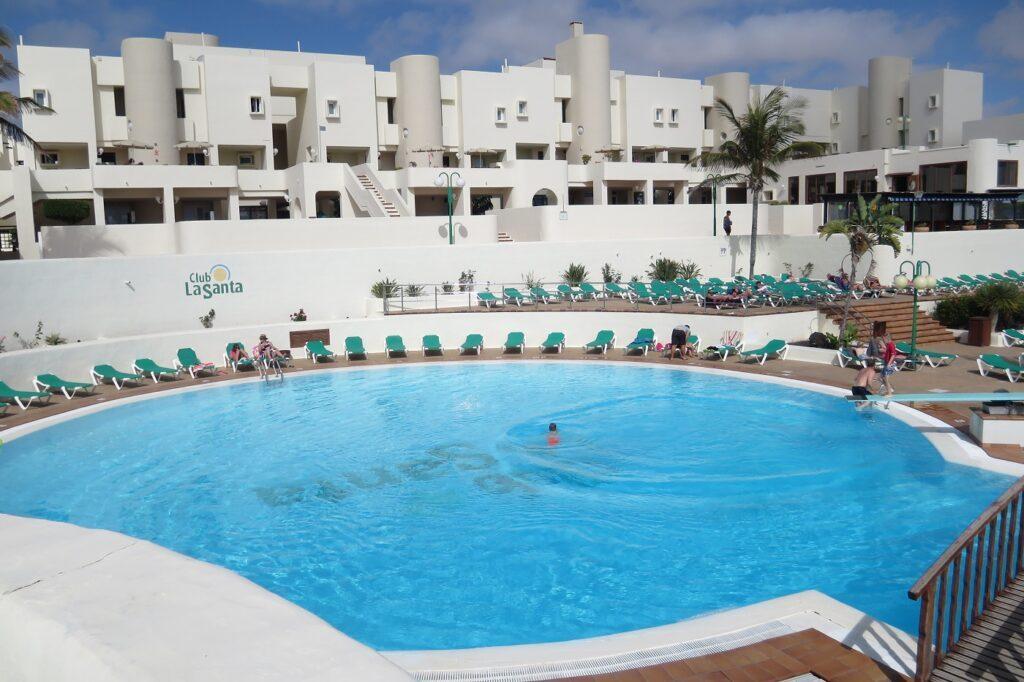 Club La Santa Lanzarote Ursprünglicher Teil
