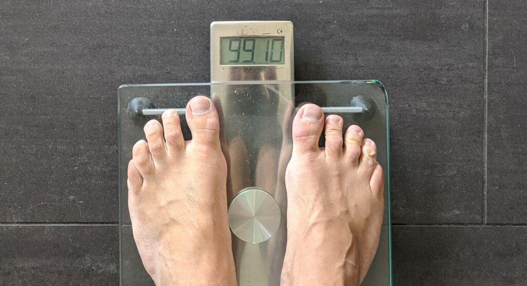 freeletics test startgewicht