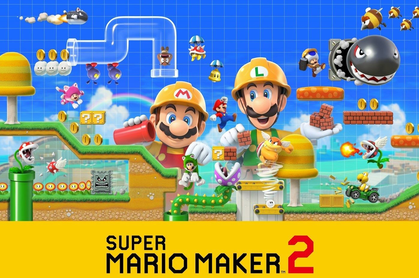 190214 NSW Super Mario Maker 2 Illustrationt HACP BAAQ WWillu01 02 R ad 0