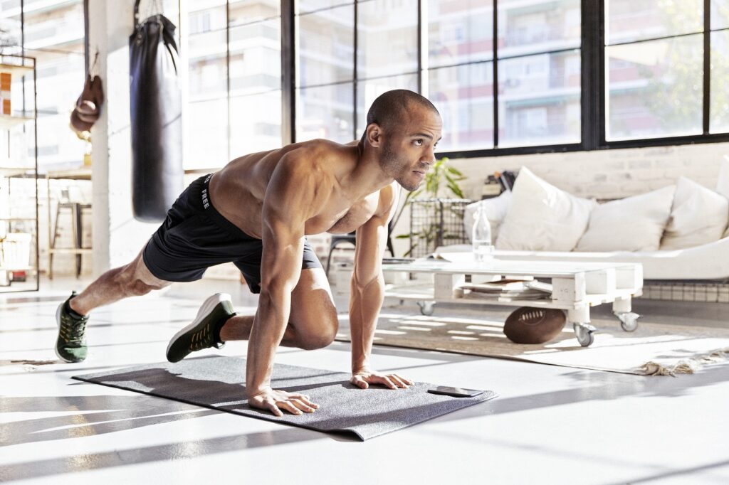 Freeletics Hometraining
