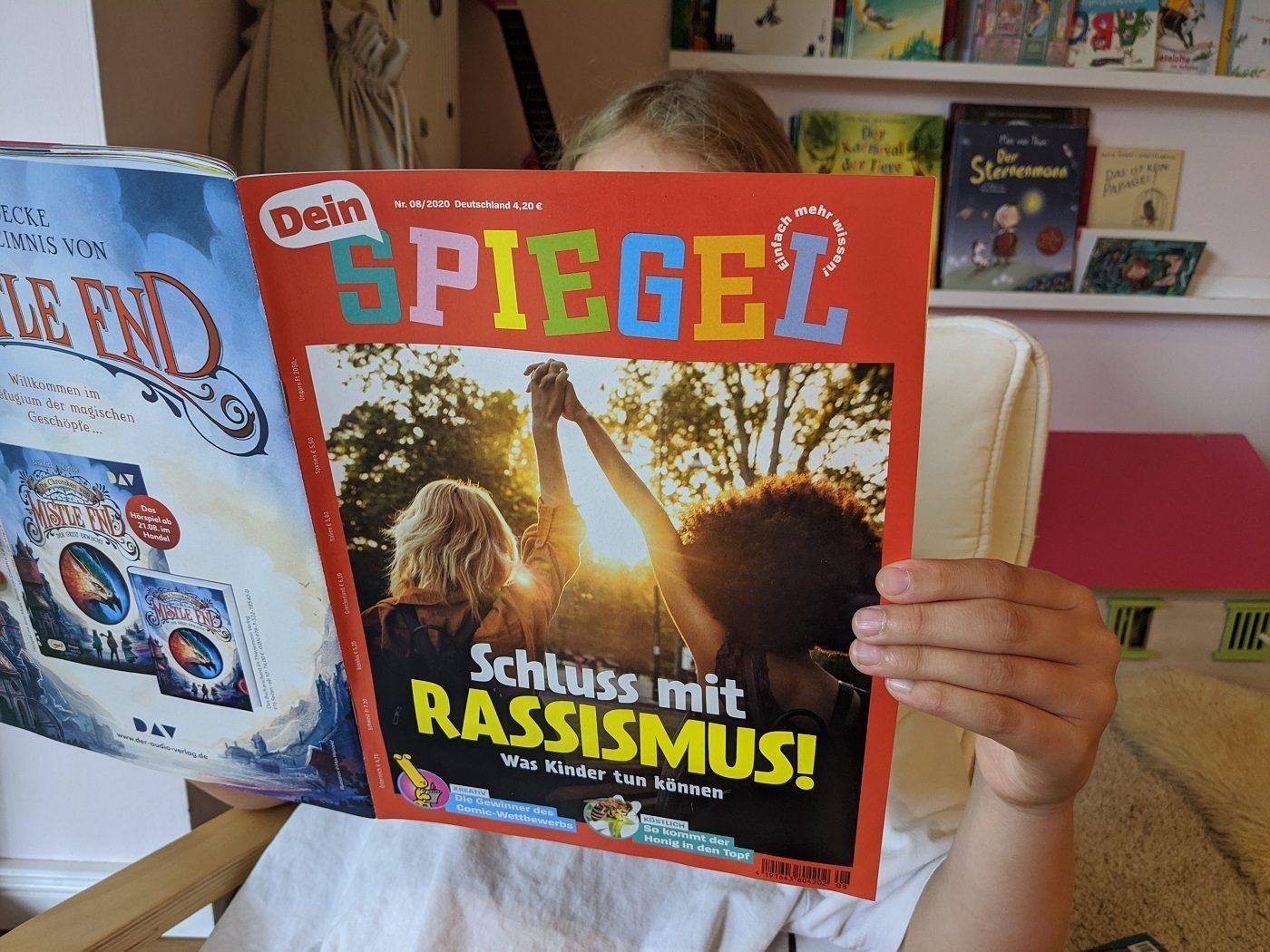Dein Spiegel Nachrichten Magazin für Kinder