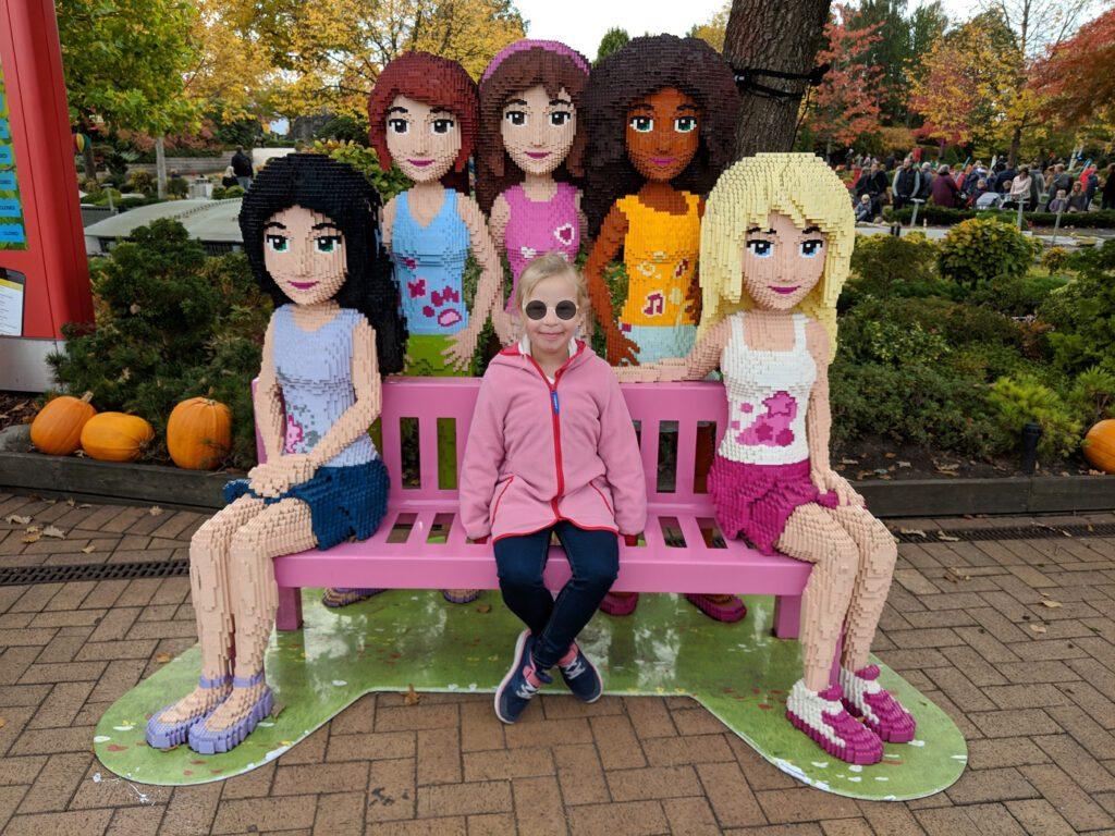 Legoland Lego friends 1