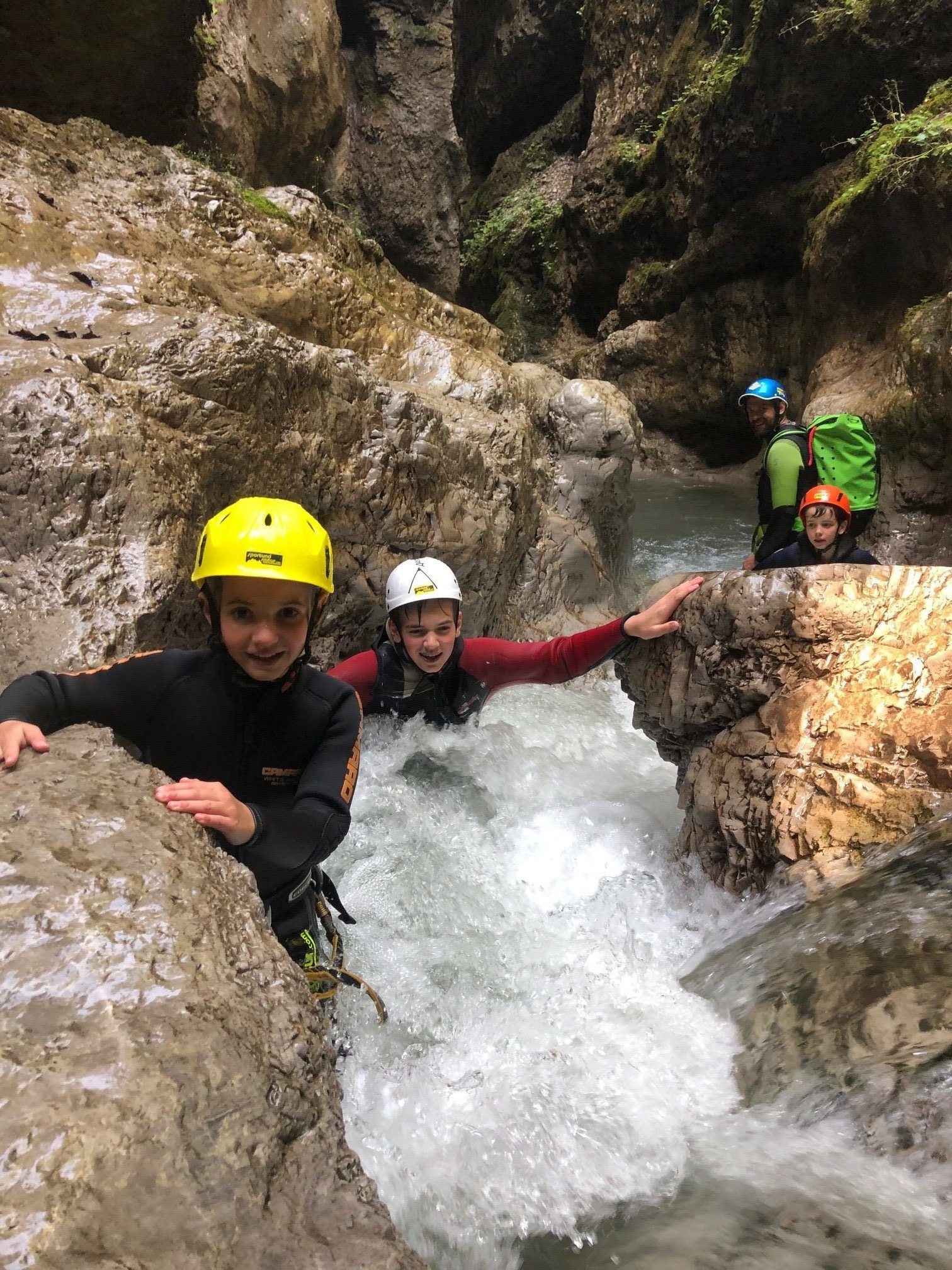 canyoning oesterreich edited 1