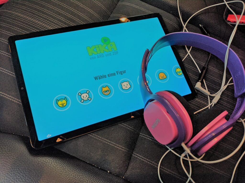 ebay tablet kopfhoerer