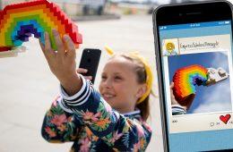 lego life app bauwerk
