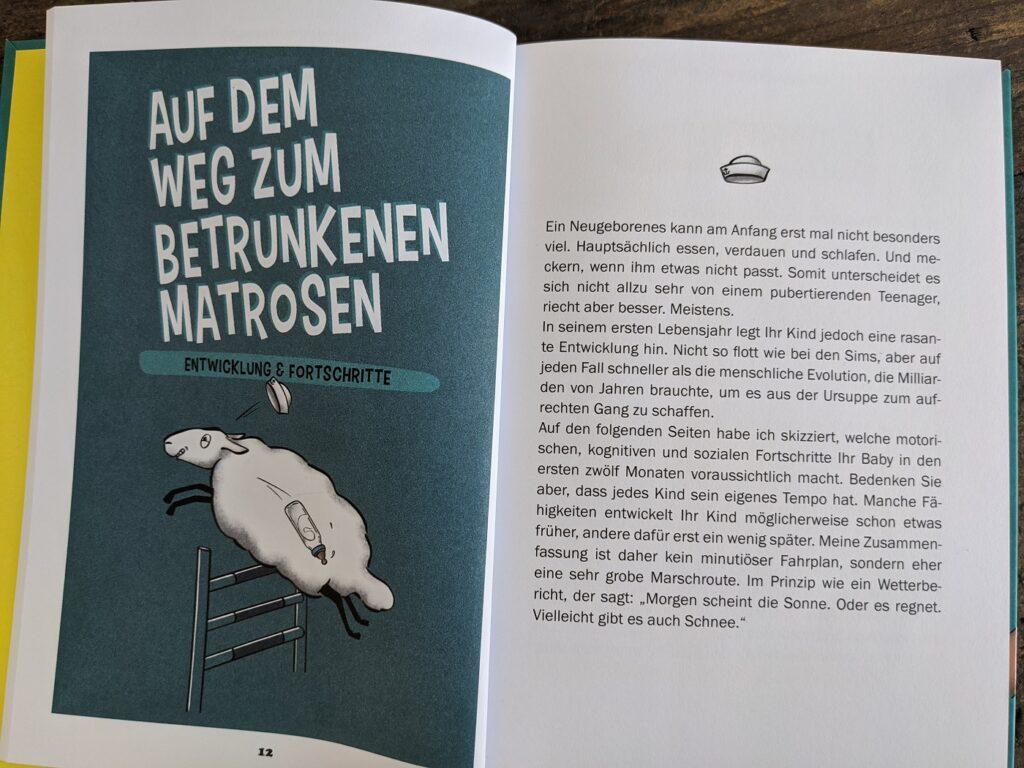 Christian Hanne Papa-Buch