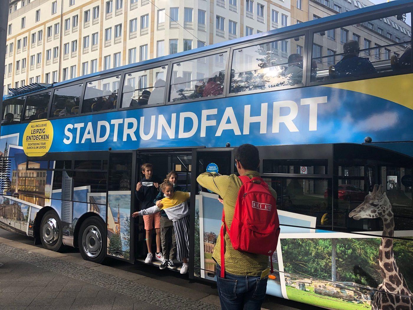 Leipzig Stadtrundfahrt