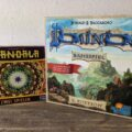 Kartenspiele Mandala und Dominion 1