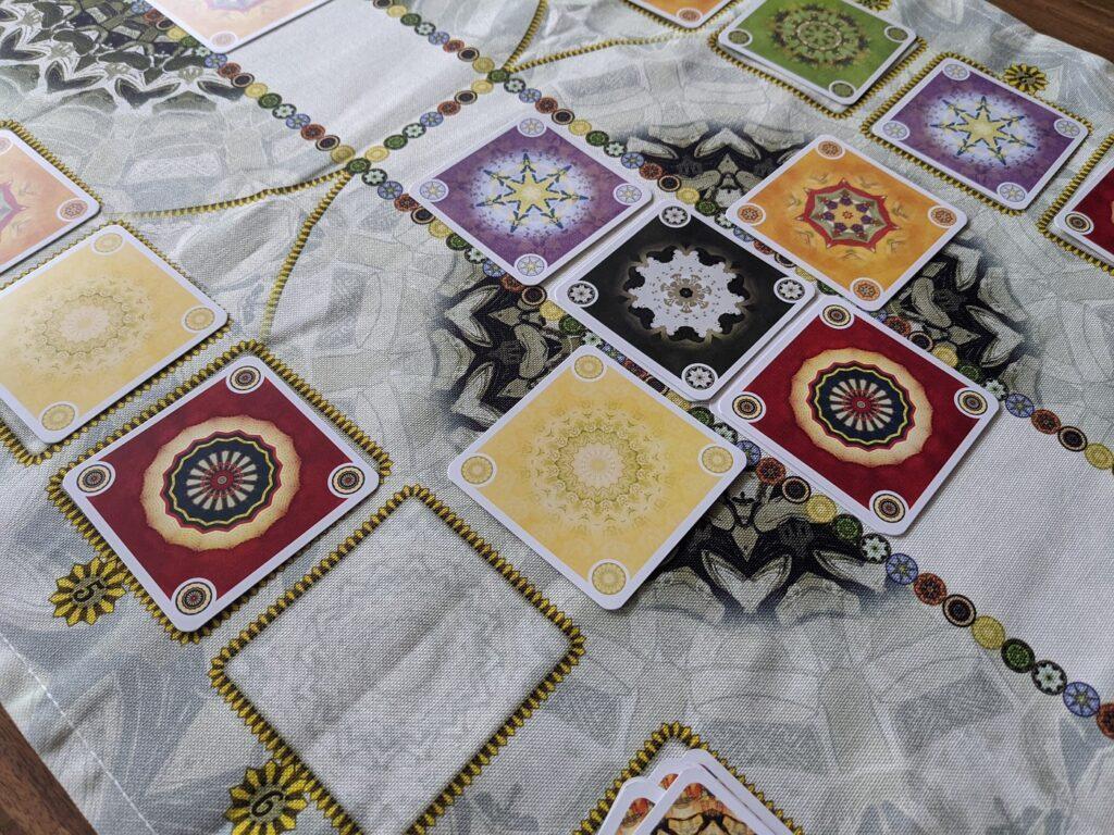 Mandala Kartenspiel