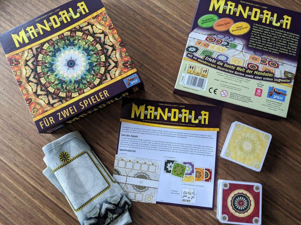 Mandala Kartenspiel ASS Altenburger