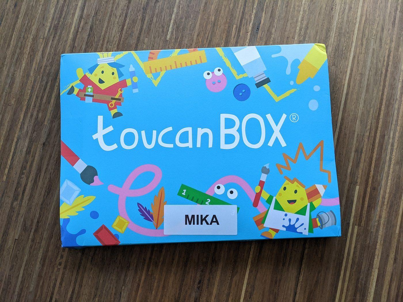 Toucanbox Packshot