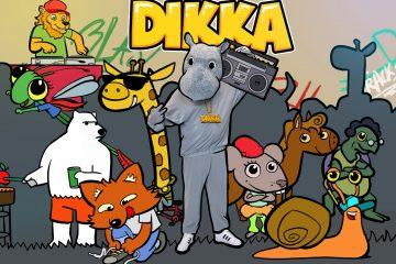 DIKKA Album newsbild